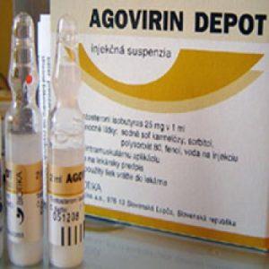 Agovirin Depot  02ml - 100mg