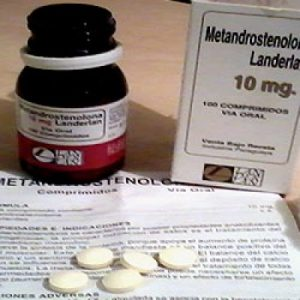 Dianabol Landerlan 100comp - 10mg