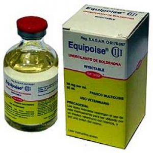 Equipoise Boldenona 10ml - 50mg
