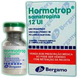 GH Hormotrop 12UI Somatotropina