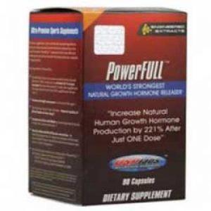 Powerfull Suplemento Hormonal de Crescimento