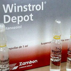 Winstrol Depot - Ampola 01ml 50mg