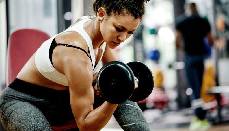 começar a musculação