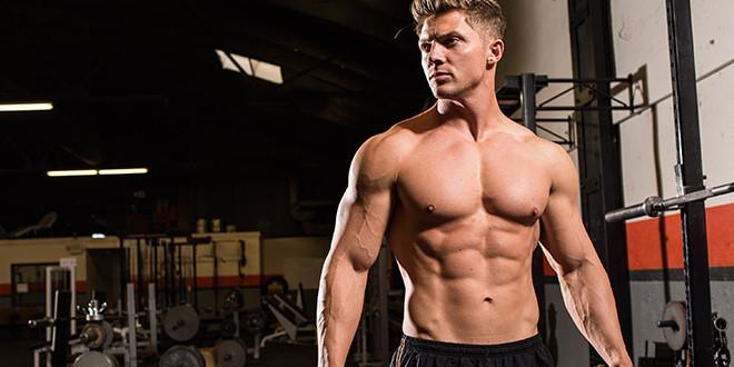 musculação natural